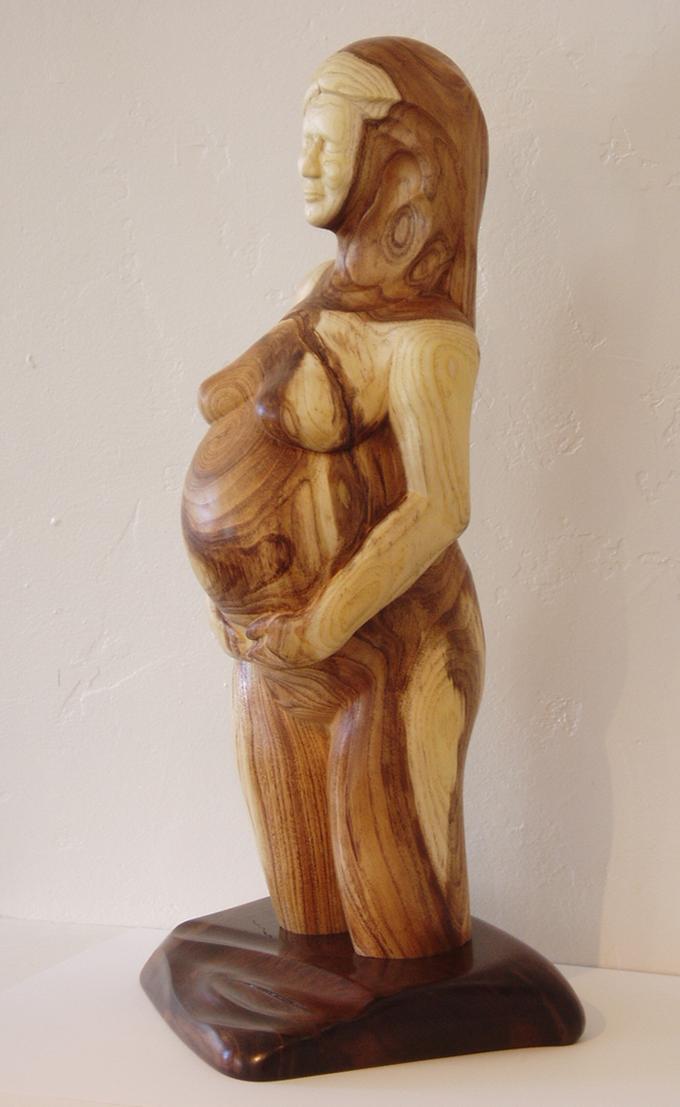 Pregnant Figure